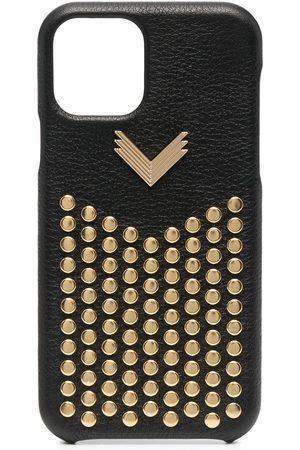 Manokhi Mobilskal - IPhone 11 Pro-skal med nitar
