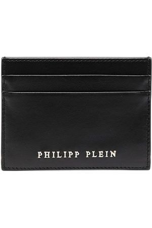 Philipp Plein Korthållare i kalvskinn