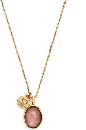 Goossens Kvinna Halsband - Talisman Cabochon halsband