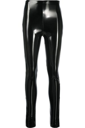 Alchemy Leggings med wet-look-effekt