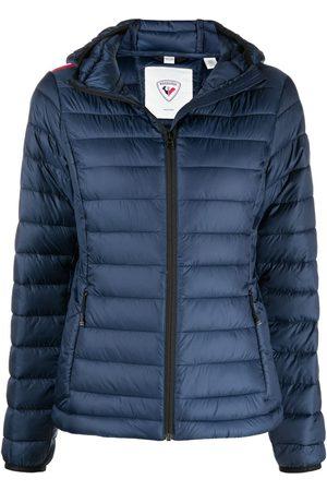 Rossignol Kvinna Vinterjackor - Lightweight hooded puffer jacket