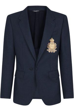 Dolce & Gabbana Man Kavajer - Blazer med logotypmärke
