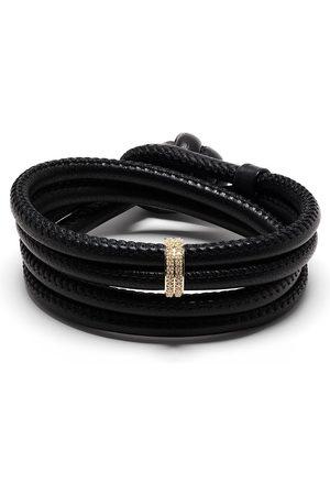 Mizuki Kvinna Armband - Diamantarmband i 14K gult