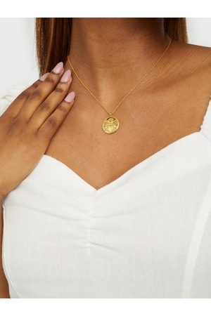 syster P Lucky Coin Strength Necklace Halsband