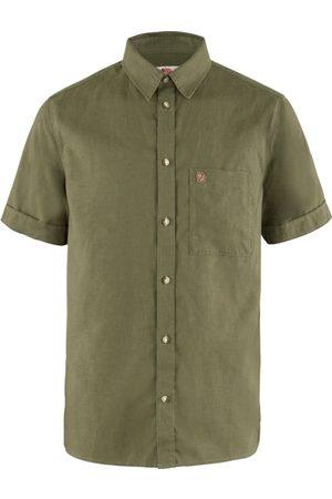 Fjällräven Man Kortärmade - Men's Övik Travel Shirt Ss