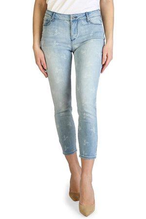 Armani Kvinna Skinny - Jeans 3Zyj61_Y3Ctz