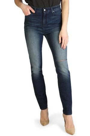 Armani Kvinna Skinny - Jeans 3Zyj24_Y2Jcz