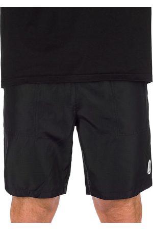 Coal Man Shorts - Bridger Shorts anthracite/riored