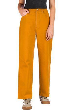 Coal Kvinna Byxor - Flint Ridge Pants buckthorne brown