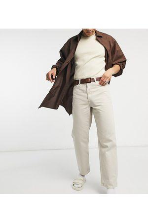 COLLUSION X014 – Naturvita baggy jeans i 90-talsstil