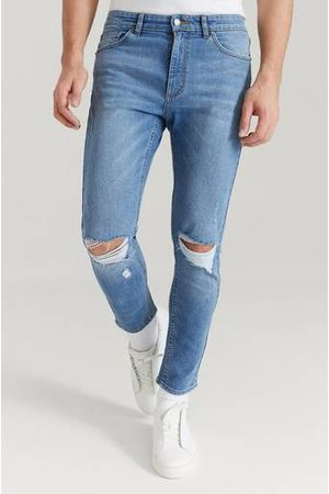 William Baxter Man Skinny - Jeans Toby Skinny Cropped Jeans