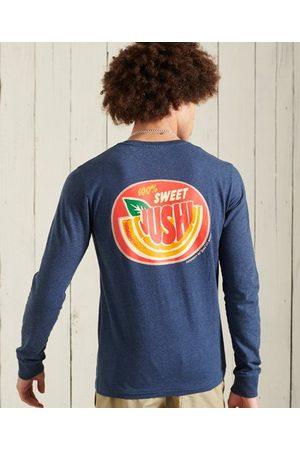 Superdry Sushi Rollers långärmad tröja med ficka