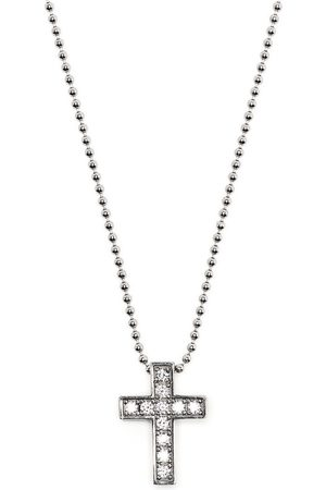 Dsquared2 Crystal cross necklace