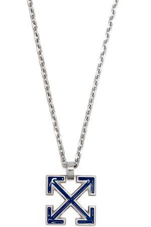 OFF-WHITE Man Halsband - Arrows halsband med hänge