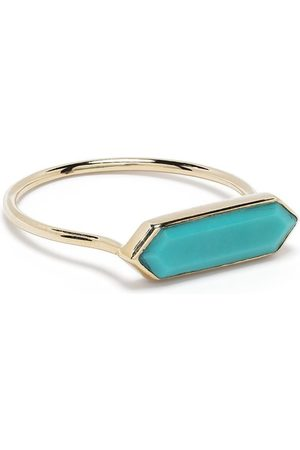 Metier by Tom Foolery Hexa ring i 9K gult