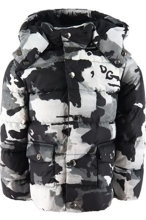 Dolce & Gabbana Pojke Dunjackor - Dunjacka - Camouflage