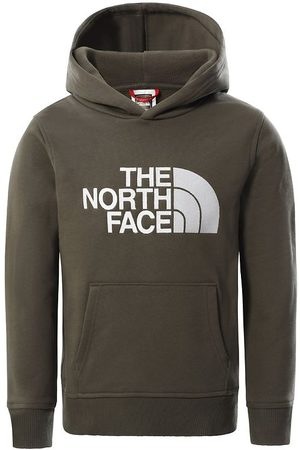 The North Face Hoodie - Drew Peak - Taupe Green