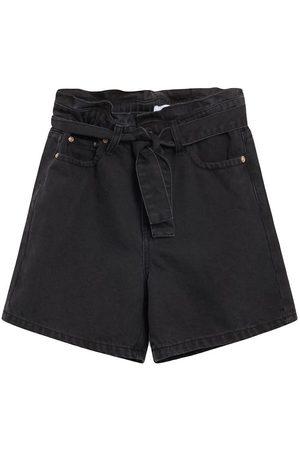 Grunt Shorts - Denim - Paper Bag - Night Black