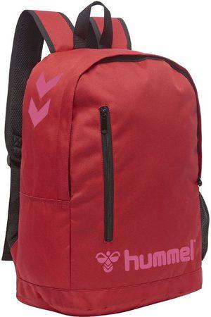 Hummel Flicka Ryggsäckar - Ryggsäck - Core - Röd