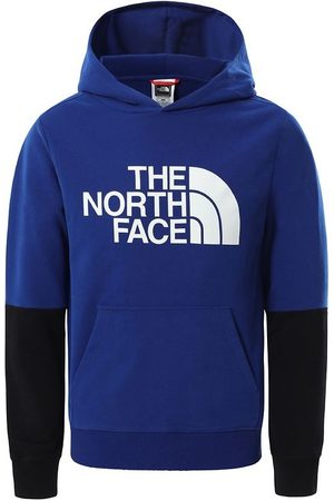 The North Face Hoodie - Drew Peak - Bolt Blue