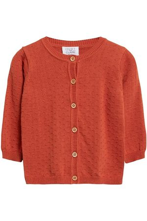 Hust and Claire Cardigan - Stickad - Cammi - Orange
