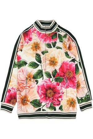 Dolce & Gabbana Flicka Cardigans - Cardigan - Blommor