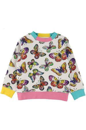 Stella McCartney Sweatshirt - m. Fjärilar