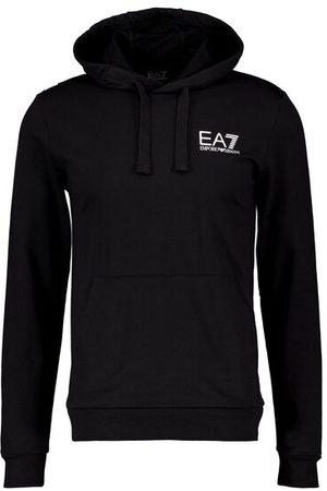 Armani EA7 Man Sweatshirts - Hooded Sweatshirt