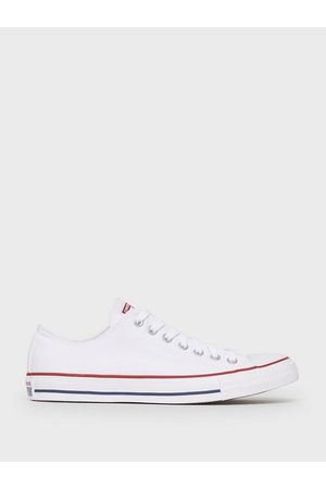 Converse All Star Canvas Ox Sneakers Vit