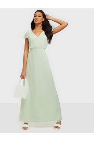 NLY Eve Kvinna Festklänningar - Moments Like This Gown Maxiklänningar Mint