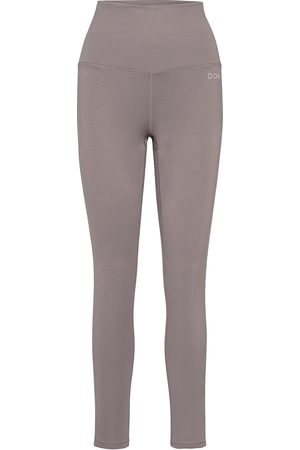 Drop Of Mindfulness Eden Piped Running/training Tights Lila