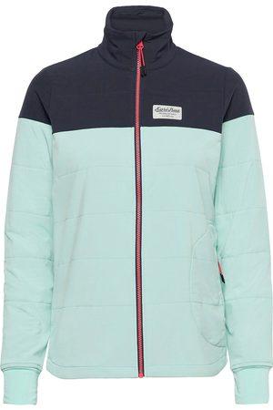 Kari Traa Sanne F/Z Outerwear Sport Jackets Blå