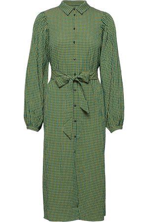 Selected Slfnanna Ls Midi Shirt Dress Ex Dresses Shirt Dresses