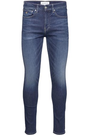 Calvin Klein Skinny Skinny Jeans Blå