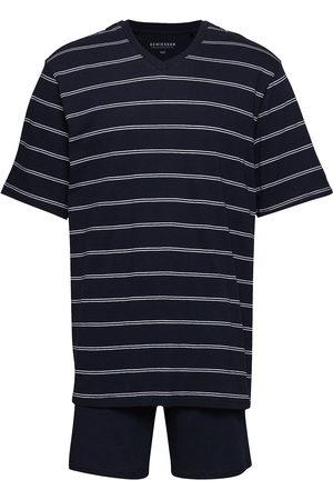 Schiesser Man Pyjamas - Pyjama Short Pyjamas
