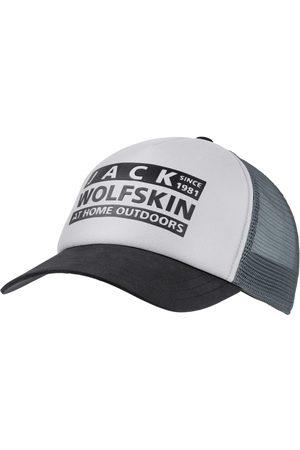 Jack Wolfskin Brand Mesh Cap