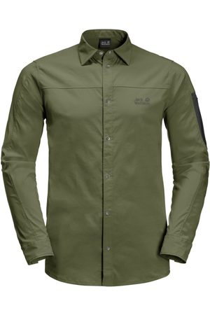 Jack Wolfskin Men's Kenovo LS Shirt