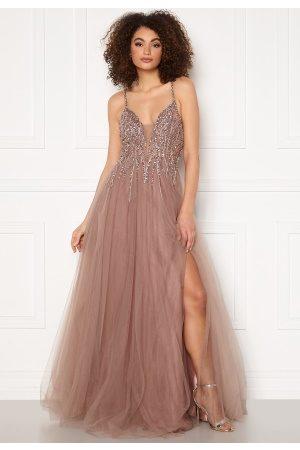 Christian Koehlert Paris Kvinna Festklänningar - Dawn Tulle Dress Dawn Pink 34