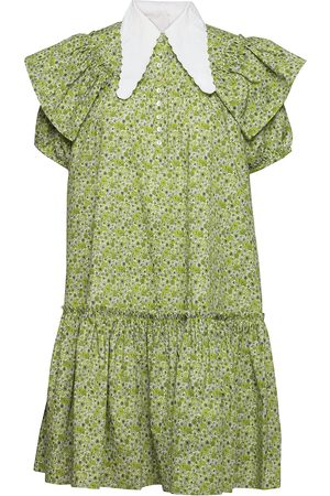 Birgitte Herskind Carlson Ltd. Dress Kort Klänning