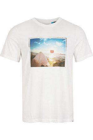 O'Neill Surfers View T-Shirt powder white