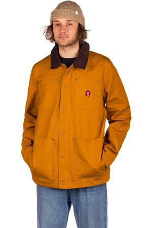 Coal Talcum Jacket buckthorne brown