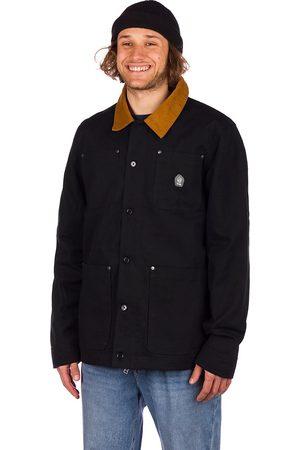 Coal Talcum Jacket anthracite