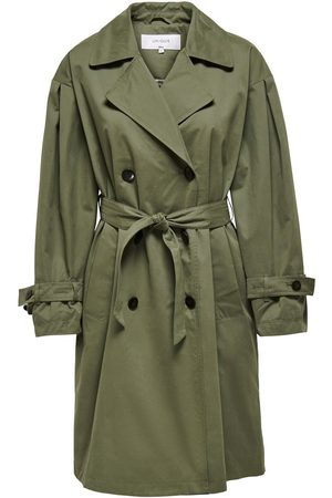 Only Klassiska Trenchcoat Kvinna