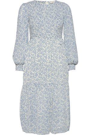 Numph Nucaltum Dress Dresses Everyday Dresses Blå