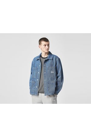 STUSSY Denim Chore Jacket