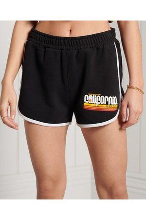 Superdry Kvinna Shorts - Cali jerseyshorts