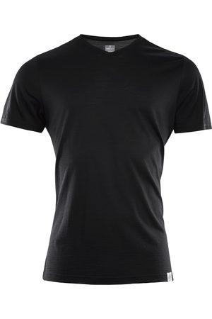 Aclima Man Kortärmade - LightWool T-Shirt V-Neck Men