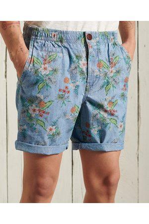 Superdry Man Shorts - Solblekta chinosshorts
