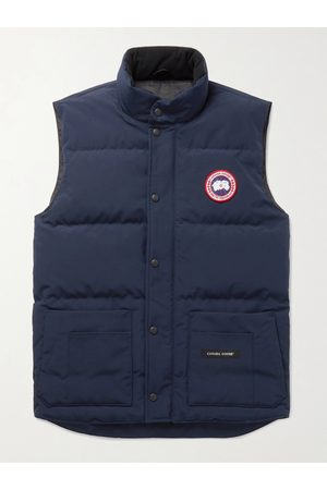 Canada Goose Man Västar - Slim-Fit Freestyle Crew Quilted Arctic Tech Down Gilet