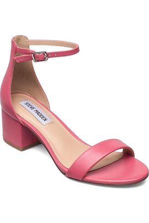 Steve Madden Irenee Sandal Sandal Med Klack Beige